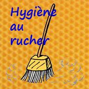 Hygiène au rucher
